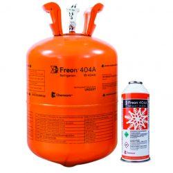 gas refrigerante R404Chemours